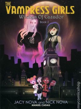 Witches Of Cazador 2 by vampressgirls