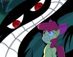 MLP - Shadows (Crossover) by AniRichie-Art