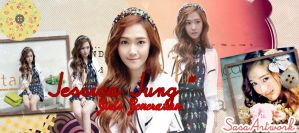 Jessica Jung Red Star1 Banner by yoonaddict150202