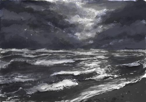 Daily 10 Stormy Weather by Rob-pad