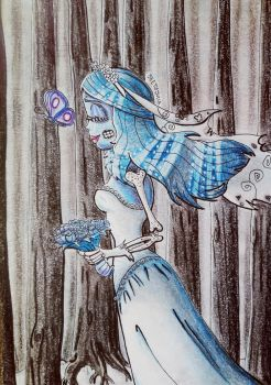 The Corpse Bride  by Beetlejulia