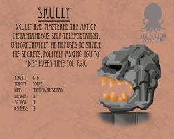 KCB - Skully by deathjester