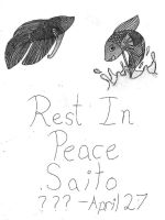 In Memoriam Saito by Baylor-The-Pikachu