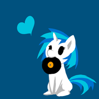 DJ Pon3 by shadowkixx