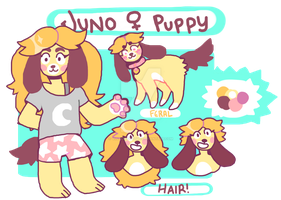 JUNO REF | 2015 by tropicalfriend