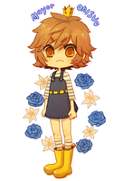 animal crossing -- Mayor Onisuu by onisuu
