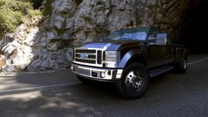 2008 Ford F450 SuperDuty by melkorius