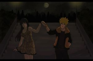 naruhina: watch your step by Nishi06