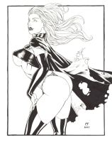 MADELYNE PRYOR by daikkenaurora