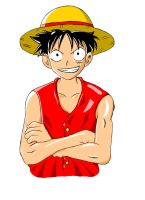 Monkey D. Luffy by Beng91