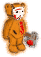 Jason's Teddy V3 by StaticRed