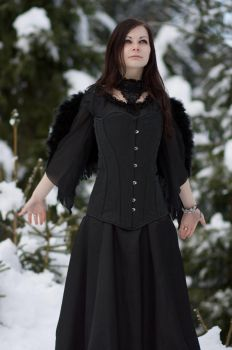 Black Winter 7 by liam-stock