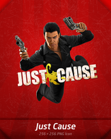 Just Cause Dock Icon by A-Gr