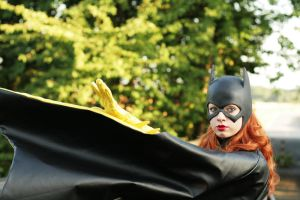Barbara Gordon - XX by Knightess-Rouge