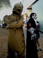 Agitha Tilda And The Oogie Boogie by AgithaTilda