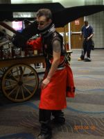 Sir Auron by Jacky-the-Nerd