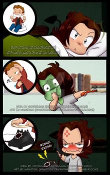 Paid Commission: Afterwards by KamiDiox
