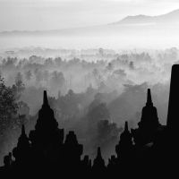 Embracing Borobudur by Hengki24