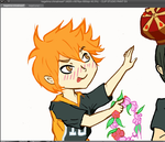 kagehina preview2 by neko-productions