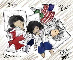::AC3: Sleep well before the Revolution...:: by Lanzio