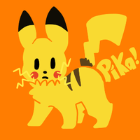 Pika! by campfyre
