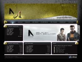 ATeam CS Clan Template v.1 by HalitYesil