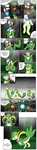 Comission: Snivy Suit (Snivy TF TG) by PhoenixWulf
