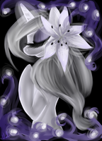 Luminescent Lily by ValkyrieSkies