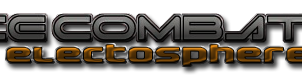 Ace Combat 3 logo by lincer556