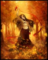 Queen of Autumn by samwyse