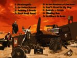 Rebel Road back cover complete by HexenStar