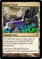 MtG: Boogly Woods by Overlord-J