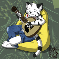 Blind Tiger -TailsWorld- by Songficcer