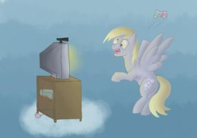 Derpy using Kinect by oddlyenough2