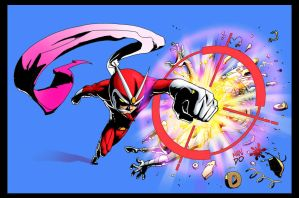 viewtiful joe kolor by Mundokk