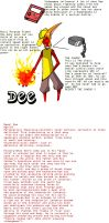 Dee NT Reference sheet by Dr3wdub