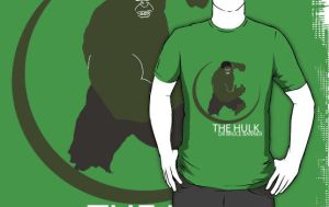 The Avengers - Hulk shirt by Mr-Saxon