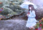 Rain of Peace by abiboge