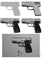 The process of creating a gun by mpt1st