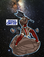 SPL: Onyxe Cover by ProdigyDuck