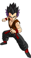 Son Trunks u21 by javiergl