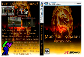 MK Anthology cover case by Dante909