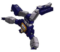Dancing Soundwave by Johnny216