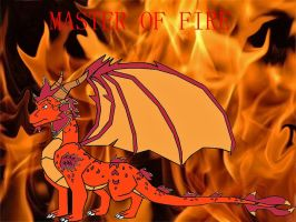The Master of Fire by Thornacious