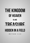 The Kingdom is a Treasure by tylerneyens