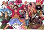 One Piece - 2 years later (MY COLOURING) by HikariMichi