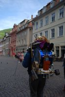 One-Man-Band Heidelberg by Kosumosu