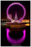 Wheel of London 2 by djswim
