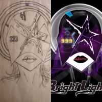 Bright Lights Forever by OxBloodrayne1989xO