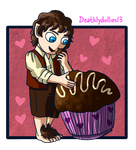 Hobbits and Desserts 2 by Deathlydollies13